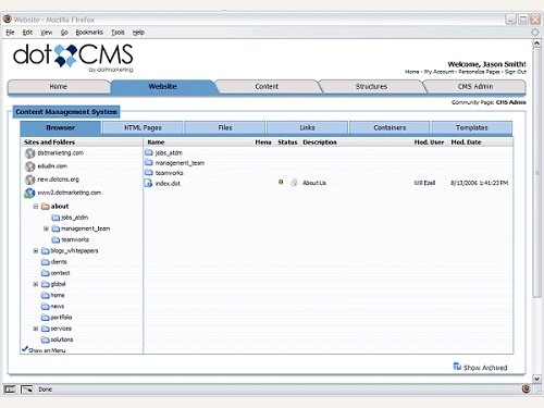 Open source document management software for It documentation software open source